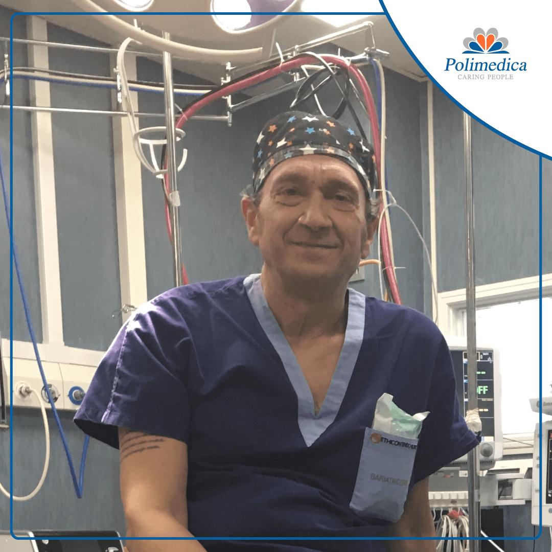 Foto dottor Bellapianta - Chirurgo generale e flebologo