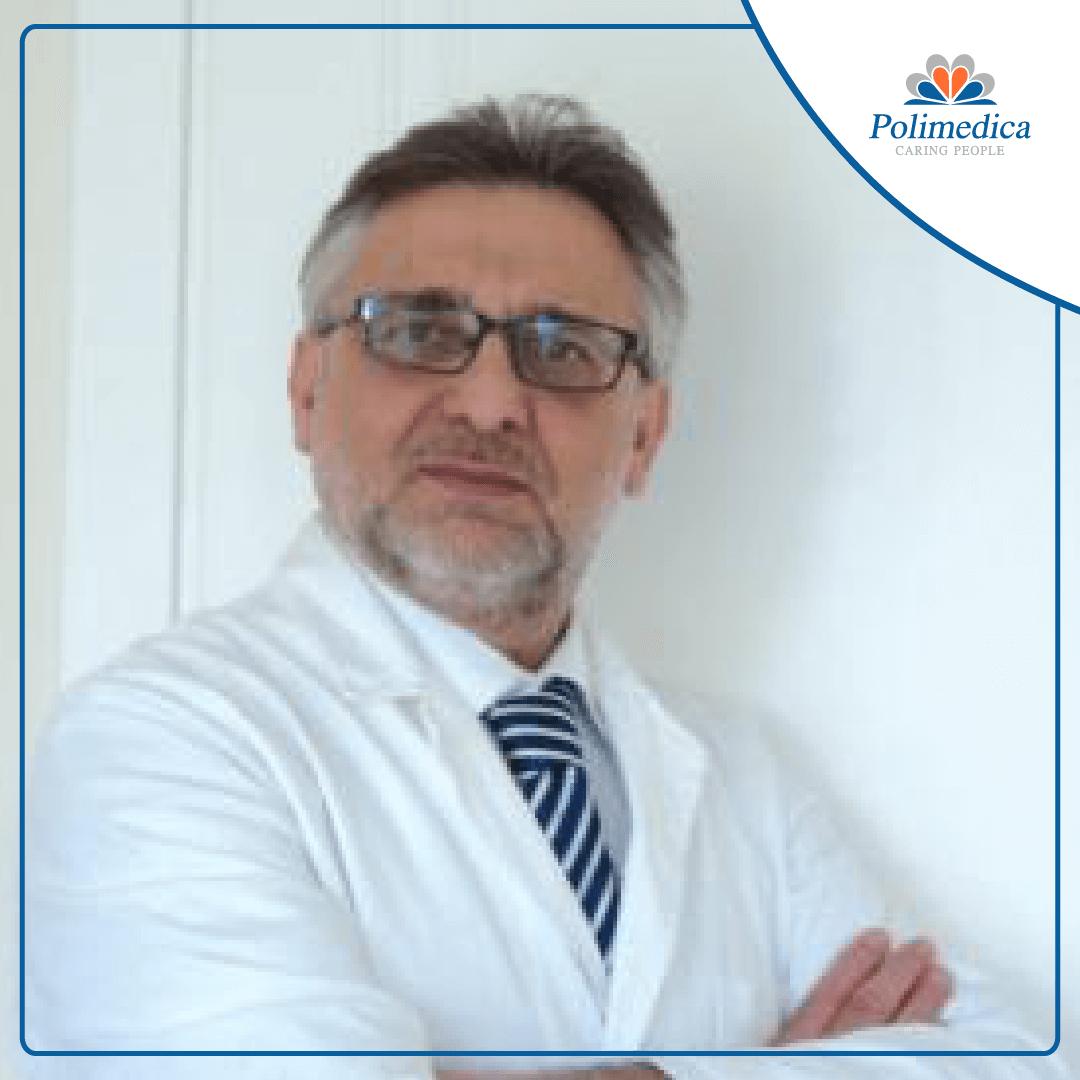 Foto dottor Giovanni Sciascia - ortopedico posturologo