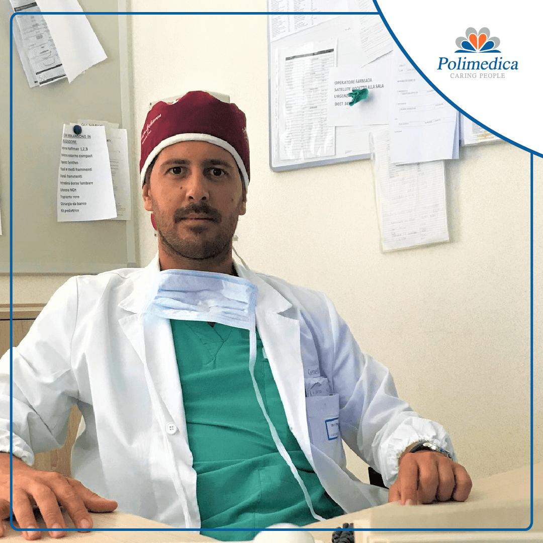 dottor Flavio Tirelli - chirurgo oncologico basilicata