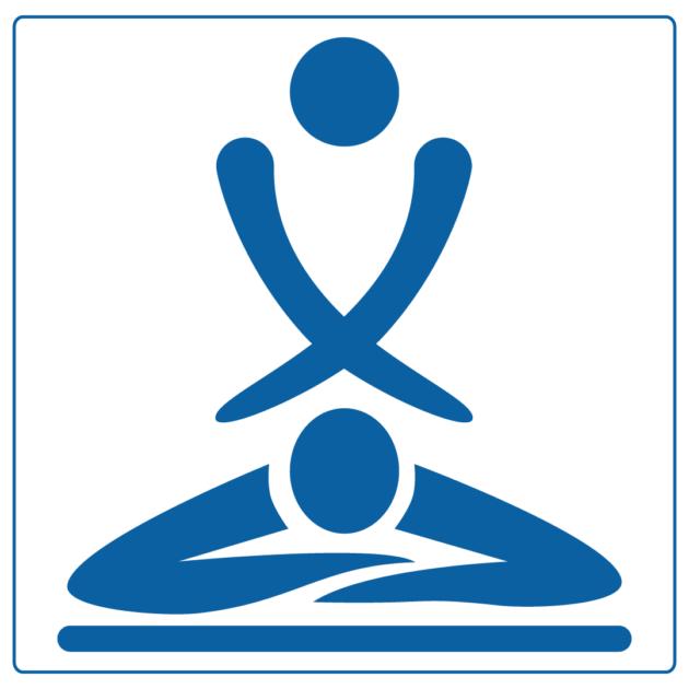 Immagine con l'icona della branca Fisioterapia.