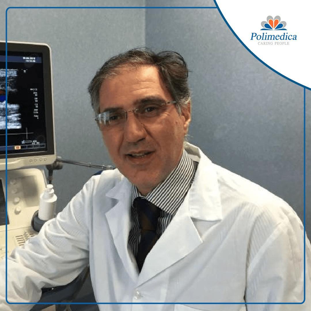 dottor Antonio Vosa - chirurgo vascolare